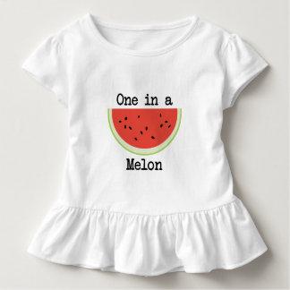 Camiseta Infantil Um em um melão
