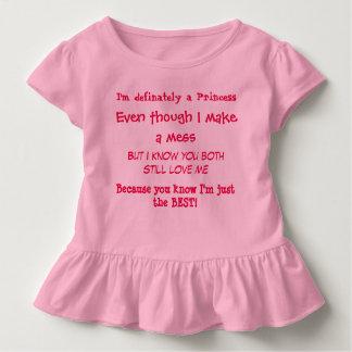 Camiseta Infantil Uma verdade das meninas