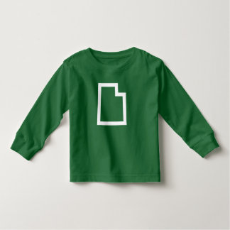 Camiseta Infantil Utá (W)
