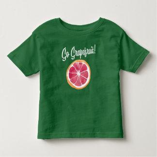 Camiseta Infantil Vai a toranja! T-shirt da criança