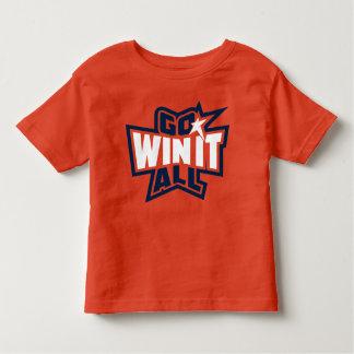 Camiseta Infantil Vai a vitória ele todos os 2017 world series do