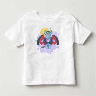 Camiseta Infantil Vampiro do urso de ursinho