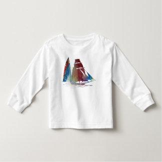 Camiseta Infantil Veleiro