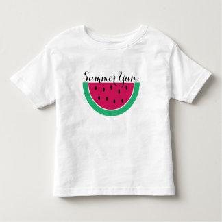 Camiseta Infantil Verão Yum