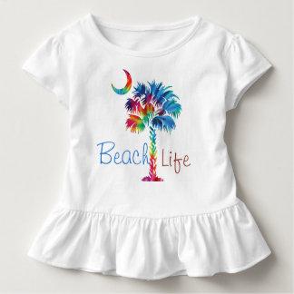 Camiseta Infantil Vida da praia