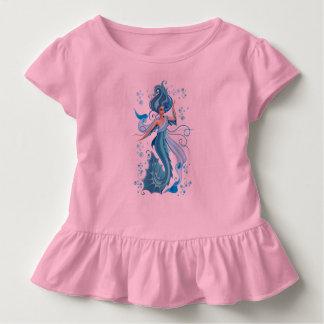 Camiseta Infantil Vida da sereia