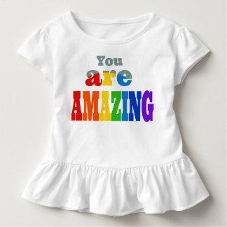 Camiseta Infantil Você é surpreendente