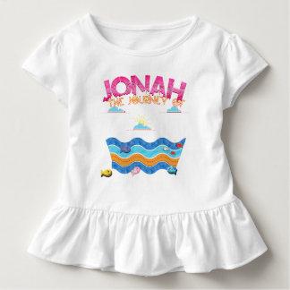 Camiseta Infantil Você é uma criança do deus