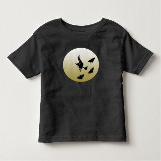 Camiseta Infantil Vôo da bruxa