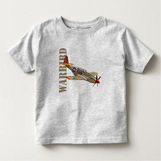 Camiseta Infantil Warbird