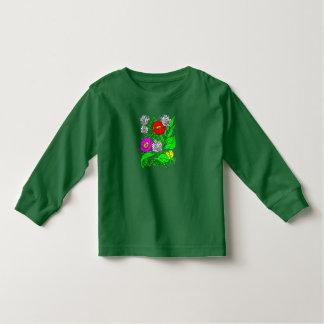 Camiseta Infantil Wildflowers 2
