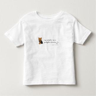 Camiseta Infantil yorkshire terrier