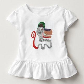 Camiseta Infantil Ythan o amigo do espaço