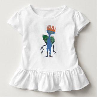 Camiseta Infantil Zarpan o amigo do espaço