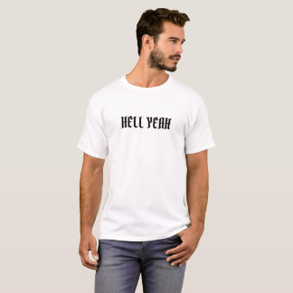 Camiseta Inferno yeah