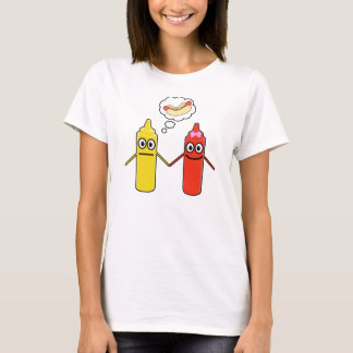 Camiseta Infidelidade do condimento