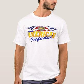 Camiseta Infiel americano original
