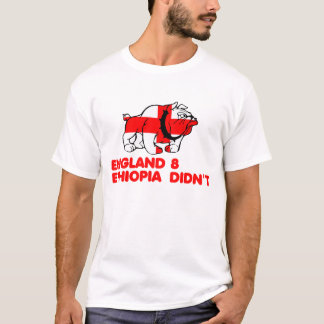 Camiseta Inglês mau da piada