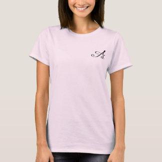 Camiseta Inicial - A
