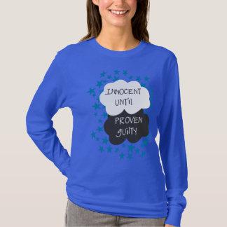 Camiseta Innocent until proven guilty