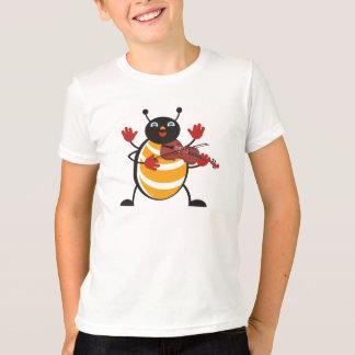Camiseta Inseto da viola