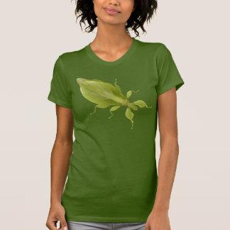 Camiseta Inseto de folha australiano
