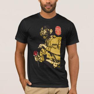 Camiseta inspector da toxicidade