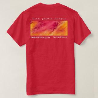 Camiseta Inspiração quebrada