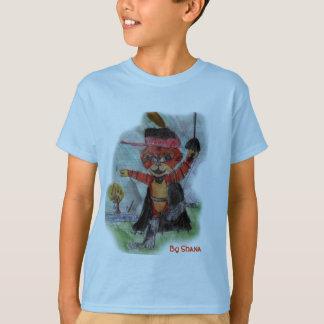 Camiseta Inspirado pelo Puss