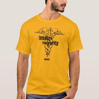 Camiseta Inspire a integridade