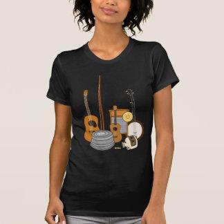 Camiseta Instrumentos da banda de jarro