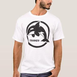 Camiseta Instrutor da baleia de assassino