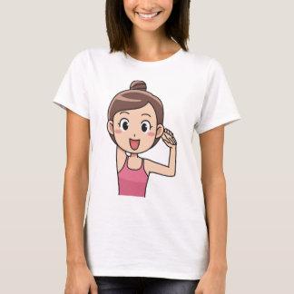 Camiseta Instrutor da ioga