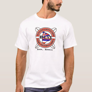 Camiseta Instrutores do surf do Lifeguard de Havaí