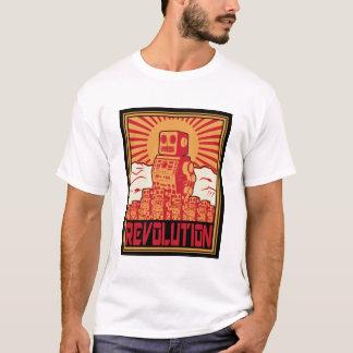 Camiseta Insurreição do robô