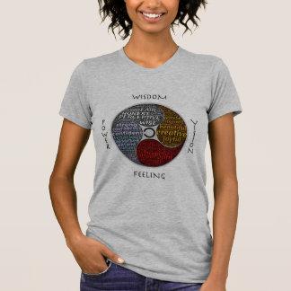 Camiseta Integralidade e presença inerentes da recuperação