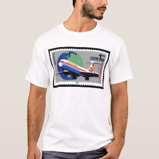 Camiseta INTERFLUG - Linha aérea nacional de RDA, East