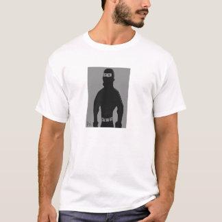 Camiseta Interior Hatless Ninja da edição limitada