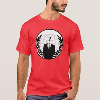 Camiseta International anónimo
