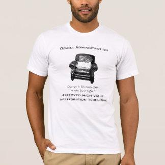 Camiseta Interrogação aprovada