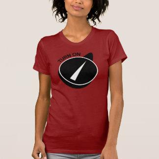 Camiseta Interruptor de BMM TurnOn