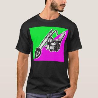 Camiseta Interruptor inversor da bicicleta dos anos