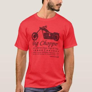 Camiseta Interruptor inversor grande