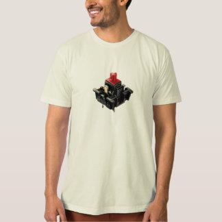 Camiseta Interruptor mecânico do MX da cereja