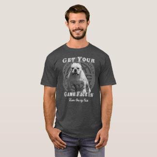 Camiseta Intimidação do bronco - equipe Shorty Bull
