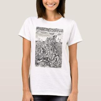Camiseta Intimidação, por Brian Benson