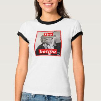 Camiseta Intitulado (você Betcha)