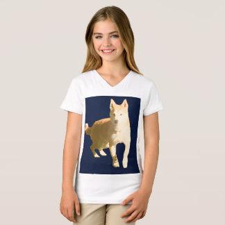 Camiseta Inu de Shiba
