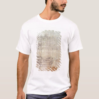 Camiseta Inv. L859 6-25-823. R. Design para um túmulo