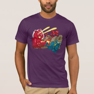 Camiseta Invasão de Mechanicat